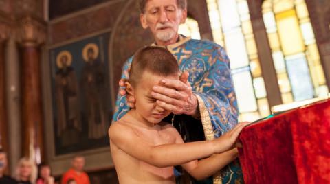 Кръщене Калоян